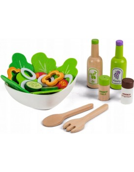Sada na zeleninový salát pro děti