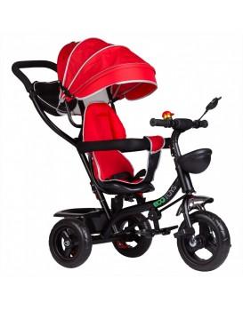 Dětská tříkolka Ryan EcoToys červená