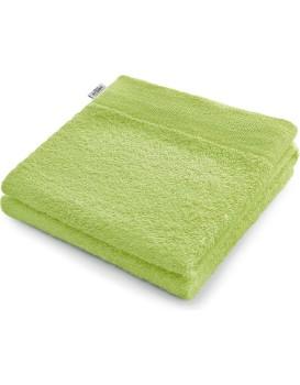 Bavlněný ručník DecoKing Berky světle zelený