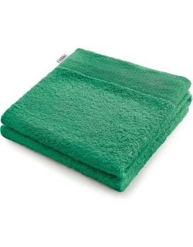 Bavlněný ručník DecoKing Berky zelený