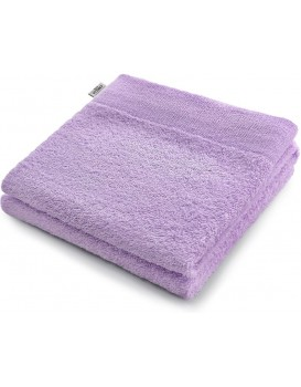 Bavlněný ručník AmeliaHome AMARI šeříkový