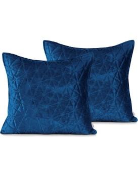 Povlaky na polštáře AmeliaHome Laila modré