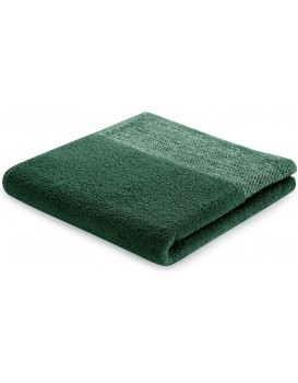 Bavlněný ručník AmeliaHome Aria tmavě zelený