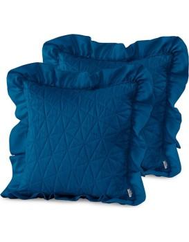 Povlaky na polštáře AmeliaHome Tilia modré