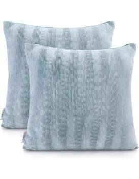 Povlaky na polštáře AmeliaHome Nancy modré