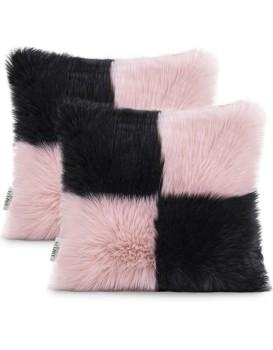 Povlaky na polštáře AmeliaHome Nancy růžové