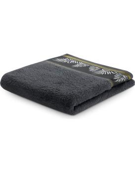 Bavlněný ručník AmeliaHome Pavos grafitový