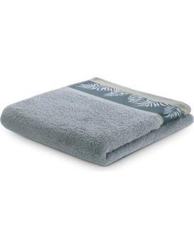 Bavlněný ručník AmeliaHome Pavos šedý