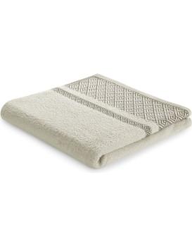 Bavlněný ručník AmeliaHome Volie béžový