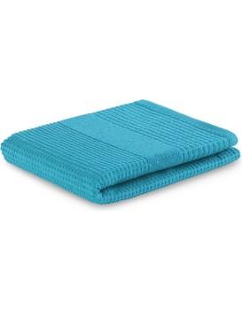 Bavlněný ručník AmeliaHome Plano tyrkysový