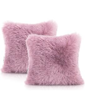 Povlaky na polštáře AmeliaHome Dokka růžové