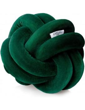 Dekorativní polštář AmeliaHome Nancy zelený