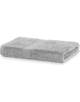 Bavlněný ručník DecoKing Bira šedý