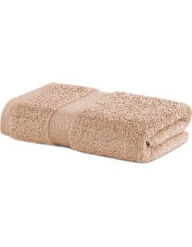 Bavlněný ručník DecoKing Marina béžový