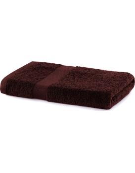 Bavlněný ručník DecoKing Orro hnědý