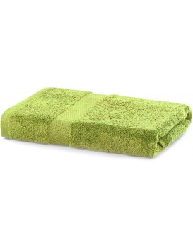 Bavlněný ručník DecoKing Mila 70x140 cm zelený