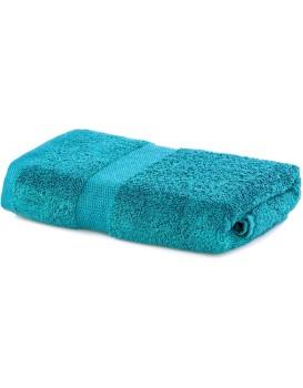 Bavlněný ručník DecoKing Marina tyrkysový