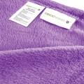 Deka z mikrovlákna DecoKing Mic fialová