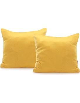 Povlaky na polštáře Decoking Terro 40x40 oranžové - 2 kusy