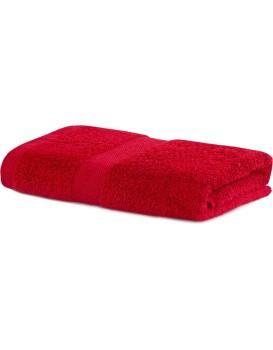 Bavlněný ručník DecoKing Mila 30x50cm červený
