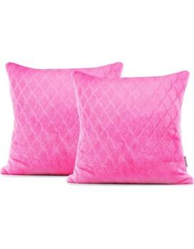 Povlaky na polštáře DecoKing Sardi růžové