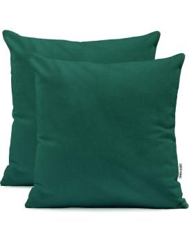 Povlaky na polštáře DecoKing Amber zelené
