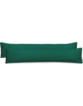 Povlaky na polštáře DecoKing Amber I zelené