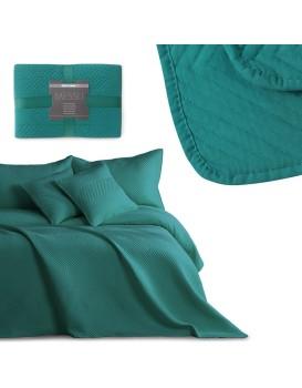 Přehoz na postel DecoKing Messli zelený