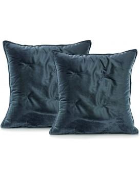 Povlaky na polštáře DecoKing Daisy modré