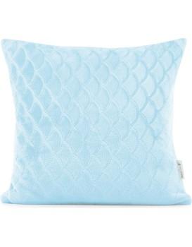 Polštář DecoKing Sardi světle modrý