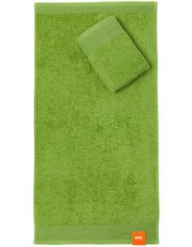 Bavlněný ručník Aqua 30x50 cm zelený