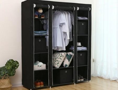 Textilní skříně