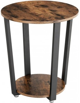 Konferenční stolek SKU Ryker hnědo-černý