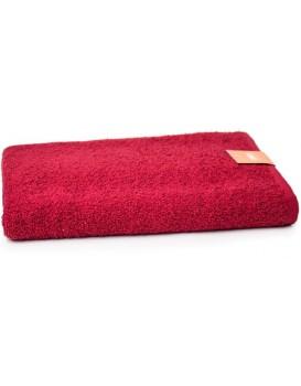 Bavlněný ručník Hermes 70x140 cm bordó