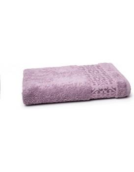 Bavlněný ručník Royal 70x140 cm lila