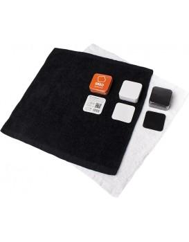 Magický ručník Telo 30x30 cm černý