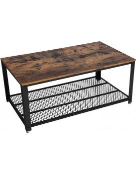 Konferenční stůl SKU Quintin hnědý