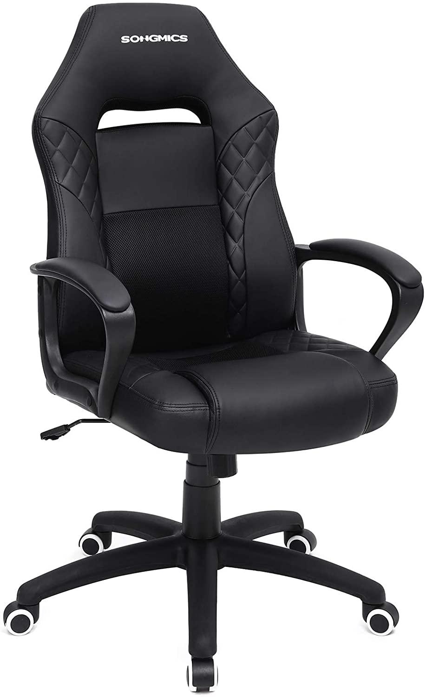 Rongomic Kancelářská židle Abrax černá
