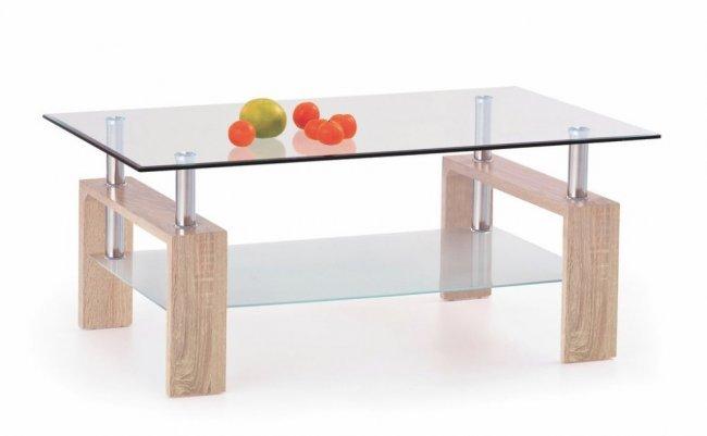 Halmar Konferenční stolek Diana H dub sonoma