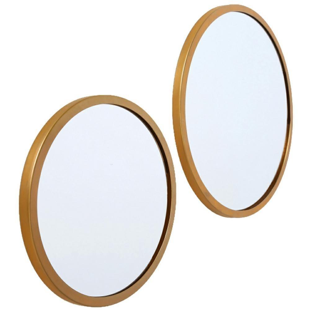 DekorStyle Sada zrcadel Olo- 30-40 cm