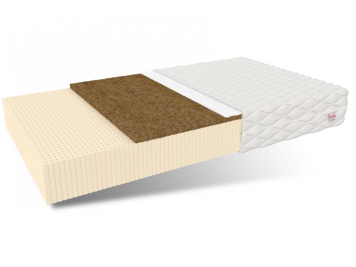 MDM Latexová matrace TORO MAX