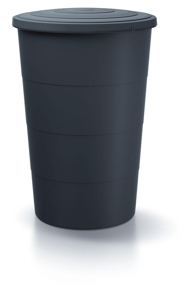 PlasticFuture Sud na dešťovou vodu SMUDT antracit 160l
