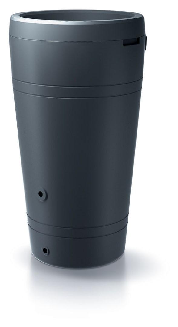 PlasticFuture Sud na dešťovou vodu KUBA antracit 230l