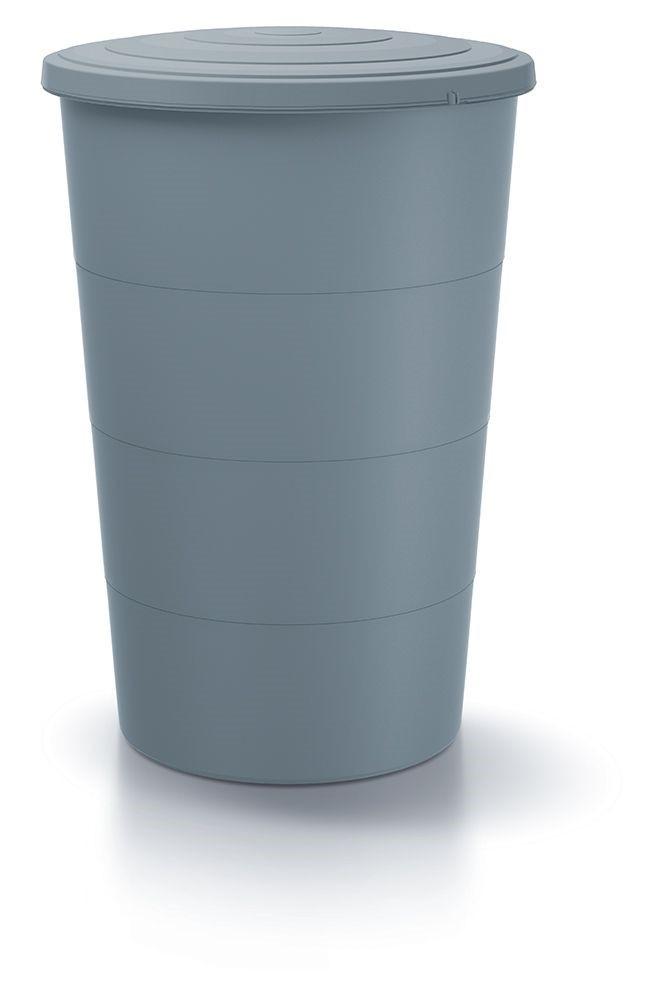 PlasticFuture Sud na dešťovou vodu SMUDT světle šedý 160l