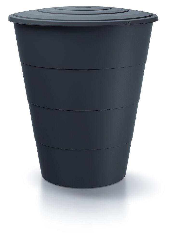 PlasticFuture Sud na dešťovou vodu SMUDT antracit 210l