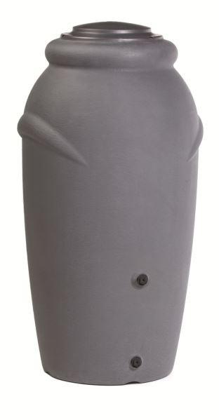 PlasticFuture Sud na dešťovou vodu TUCAN BABY šedý 210l