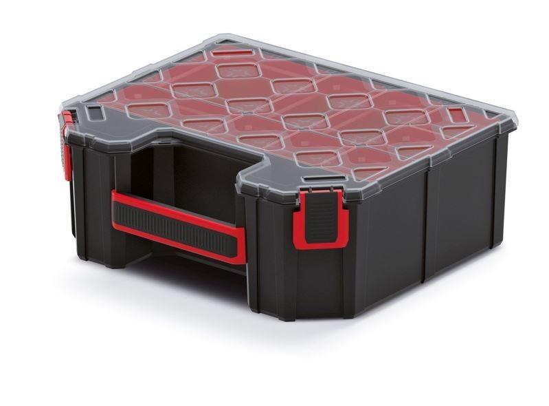 PlasticFuture Organizér vysoký Target s PP víkem (krabičky)