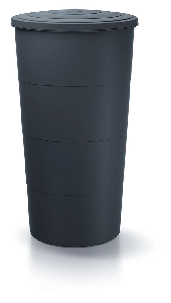 PlasticFuture Sud na dešťovou vodu SMUDT antracit 200l
