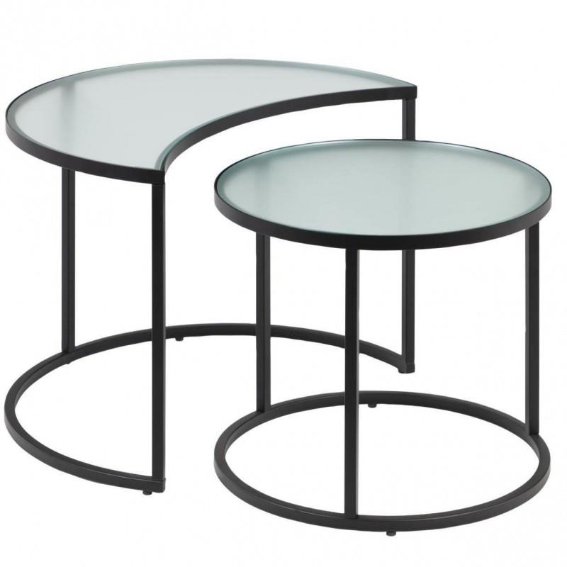 Hector Konferenční stolky BAST černé