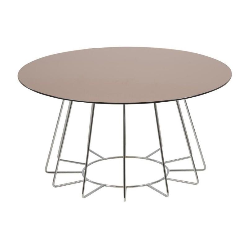 Hector Konferenční stolek Casia hnědý